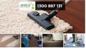 Carpet Cleaners Melbourne - Do you need high quality carpet cleaning services at affordable rates? Jenas Carpet Cleaning services offers excellent cleaning services for residential and commercial properties in melbourne. Being a global carpet cleaner in global cleaning services melbourne, they ensure complete customer satisfaction. Get a free quote from the expert cleaners and hire them for keeping your premises clean all the time. Contact http://jenascarpetcleaning.com.au/ to know more about their services.