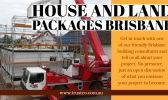 House and Land Packages Brisbane -