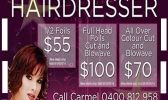 Hair'By Carmel - Local directory Australia