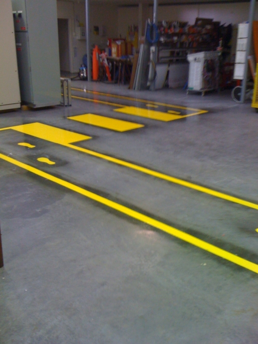 Line Marking - Advance Line Marking