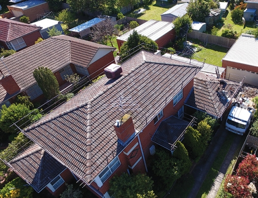 Quality Roof Painting Services in Mount Waverley
