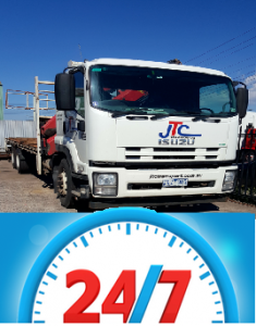 Melbourne Crane Hire | JTC Transport