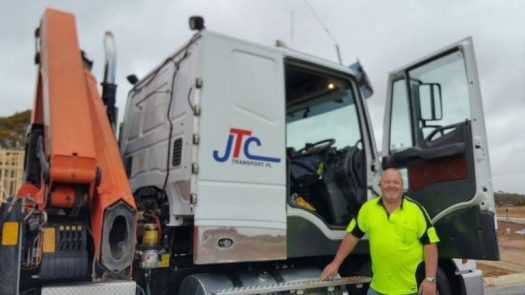Quality Tray Truck Hire | JTC Transport