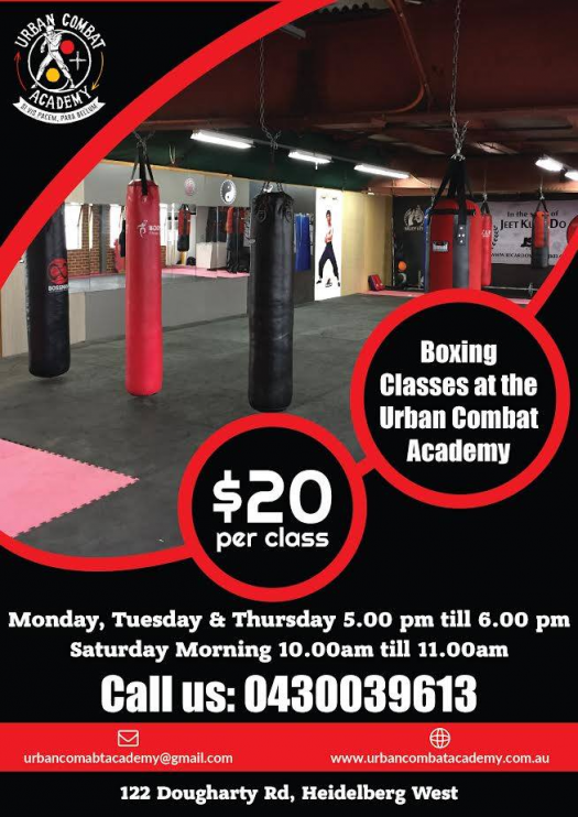 Advanced Self Defence Training in Melbourne