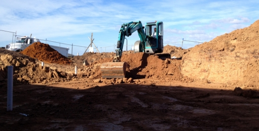 Professional contractors for Earthmoving
