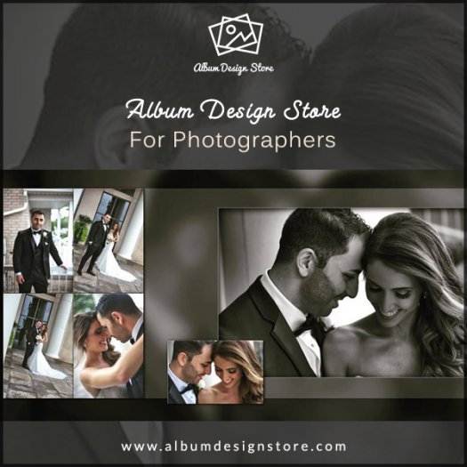 Wedding Album Design Service by Album Design Store