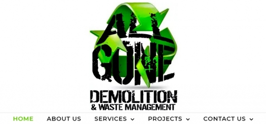 All Gone Demolition And Waste Management Services