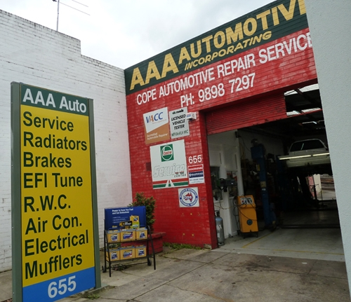 Trusted local Car Mechanic in Blackburn