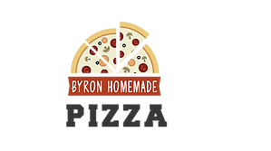 Byron homemade pizza
