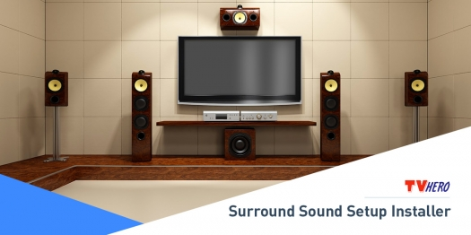Perfect & Budget-Friendly Home Theater Installatio