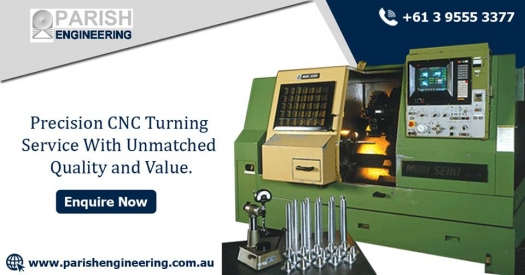 High Performance and Quality CNC Turning in Melbou