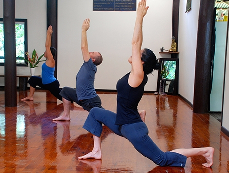 Relax and Rejuvenate at Australian Yoga Retreat