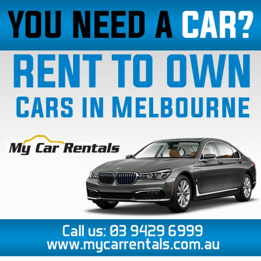 Rent to Own Cars