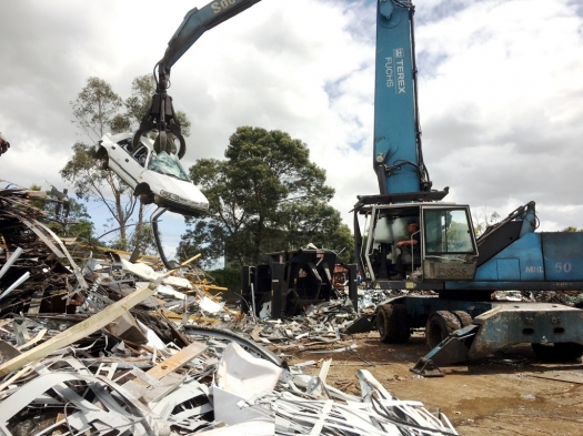 A Leader in Ferrous and Non-Ferrous Scrap Metal Re