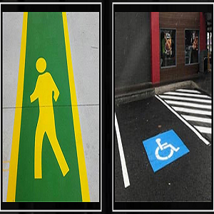 Factory Line Marking | City Linemarking