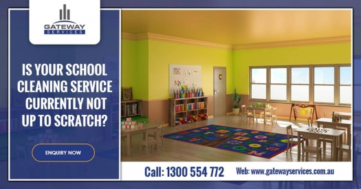 Searching for Professional School Cleaning Service
