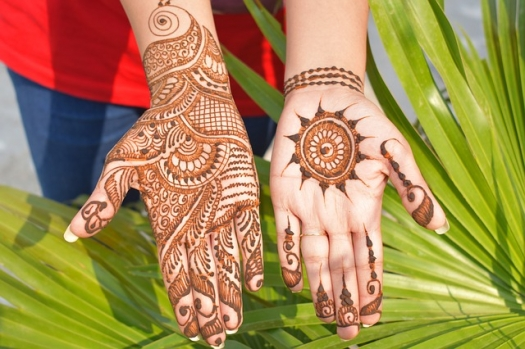 Mehndi - Sophistication Combined with Elegance