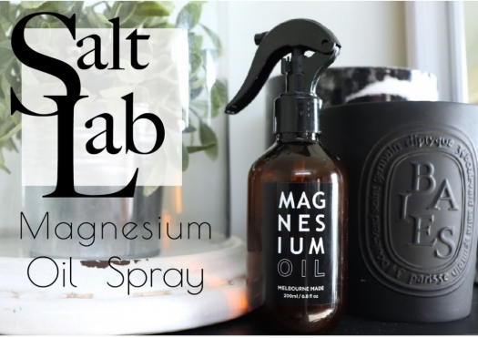 Salt Lab - Magnesium Oil