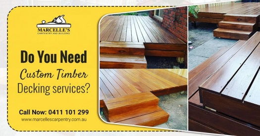 Choose the Type of Decking You Want in Melbourne?