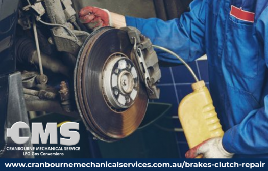 Brake Repair Cranbourne