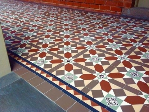 Heritage Inspired Tessellated Tiles
