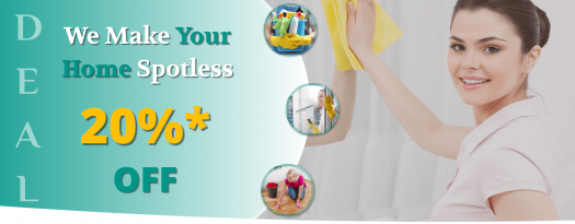 Get Flat $20% Discount On Bond Cleaning
