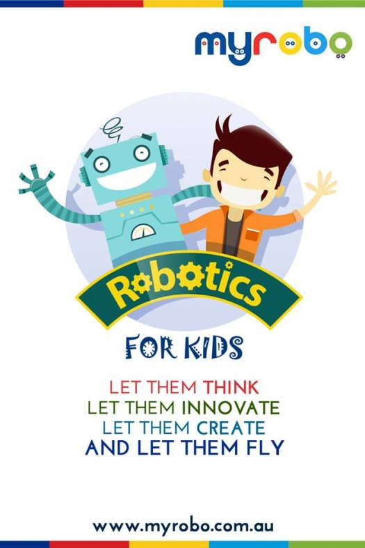 ROBOTICS FOR KIDS IN AUSTRALIA