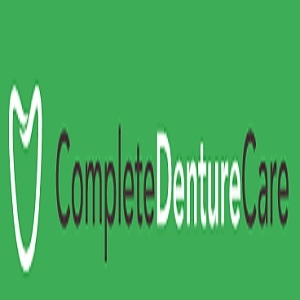 Complete Dentures Care