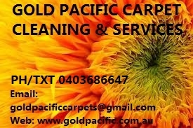 Gold Pacific Carpets Cleaning & Garden Services