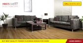 Best Choice in Timber Flooring in Melbourne