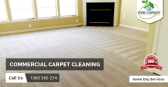 Specialist Commercial Carpet Cleaning in Melbourne