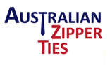 Australian Zipper Ties