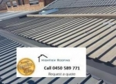 Professional Metal Roofing Repairs Services in Syd