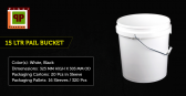 Get The Paint Bucket For All your Home Improvement Needs