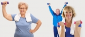 Senior Fitness Training Program in Fitzroy