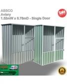 Buy ABSCO Bird Aviary Online at Garden Shed