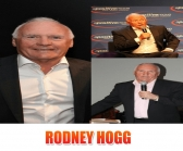 Well-Known Public Speaker - Rodney Hogg
