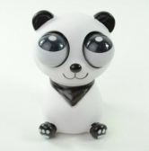 Panda Shaped Stress Relief Eye Popping Large Decompression Squee