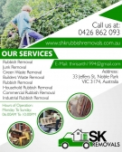 Commercial Rubbish Removal Melbourne | SK Removals