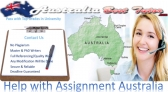 Help With Assignment at Australia Best Tutor
