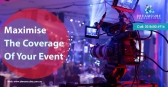 Professional Event Videography Service With Techni