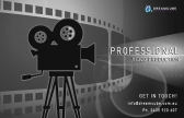 Your One Stop Professional Video Production Compan