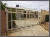 Automatic Sliding Driveway Security Gates in Perth