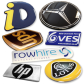 Domed Stickers International