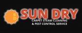 Sun Dry Carpet Steam Cleaning and Pest Control