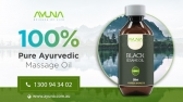 Want to Buy Organic and Ayurvedic Body Massage Oil