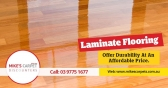 Searching for Affordable Laminate Flooring Provide