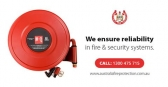 High-Quality Fire Hose Reel Services at Affordable