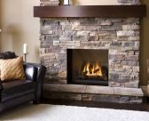 Beautiful and Alluring Stone Fireplace Designs