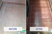 Professional Regrouting Service For Bathroom Tiles